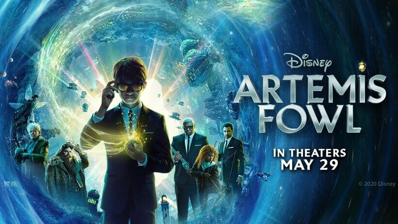 New Trailer and Poster Released for 'Artemis Fowl' - Disney Plus ...
