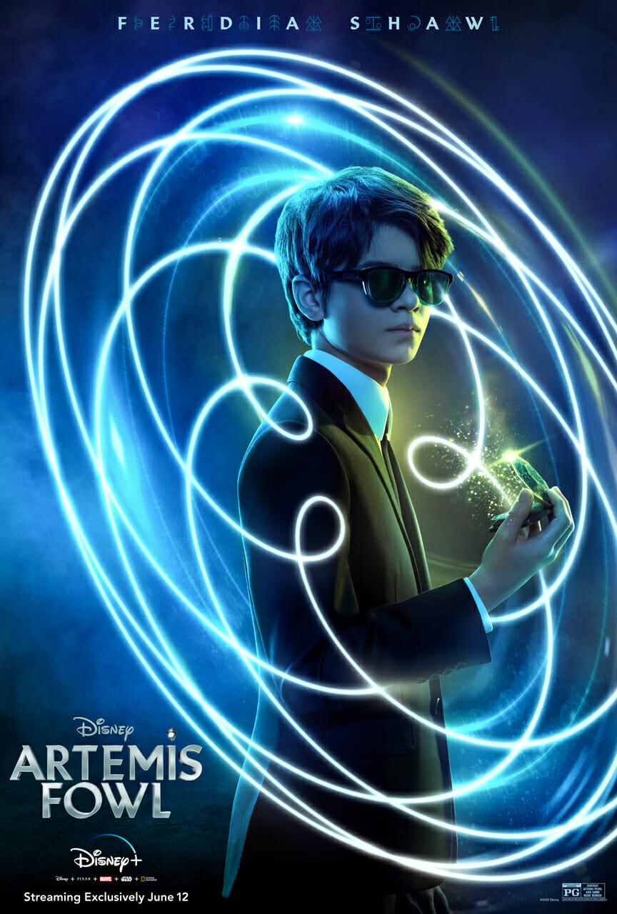 Disney Plus Artemis Fowl