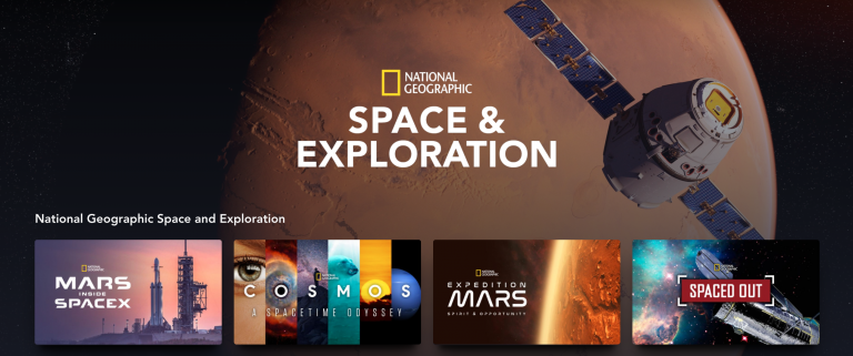 """national geographic """"space and exploration"""" collection now"""