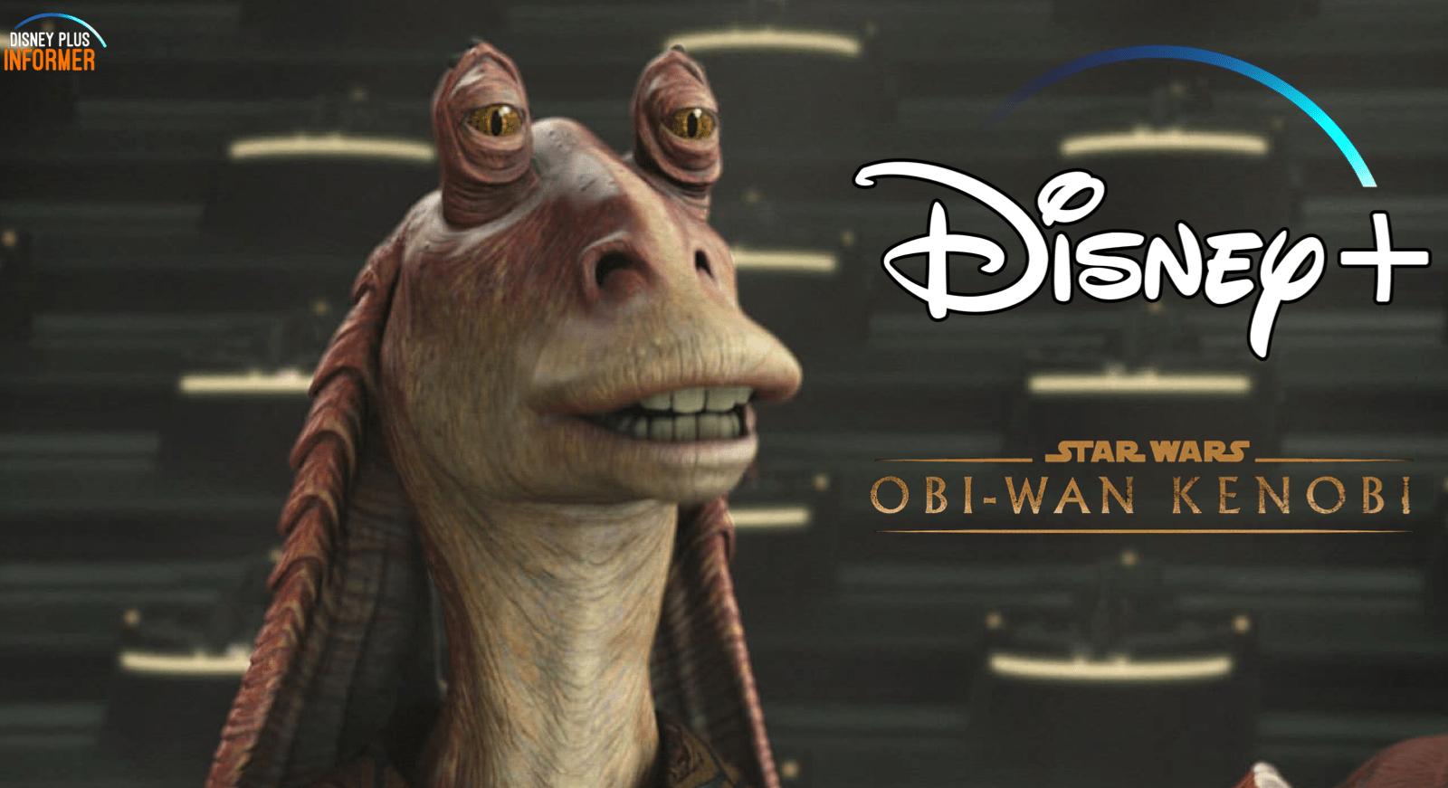 Jar Jar Binks Not Returning to Disney Plus