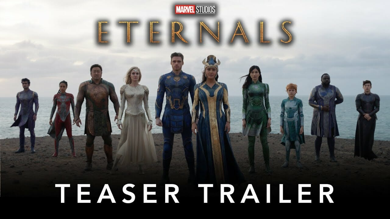Marvel's 'Eternals' Teaser Trailer Released