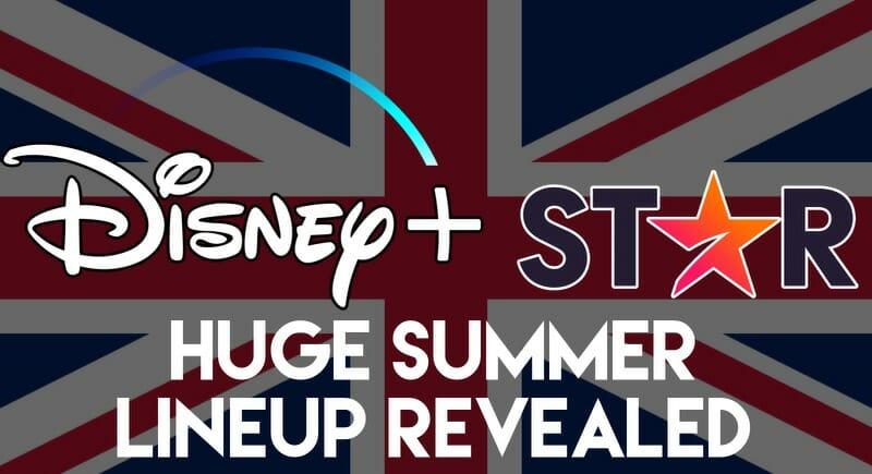Disney+ Unveils HUGE Summer Release Schedule (UK)