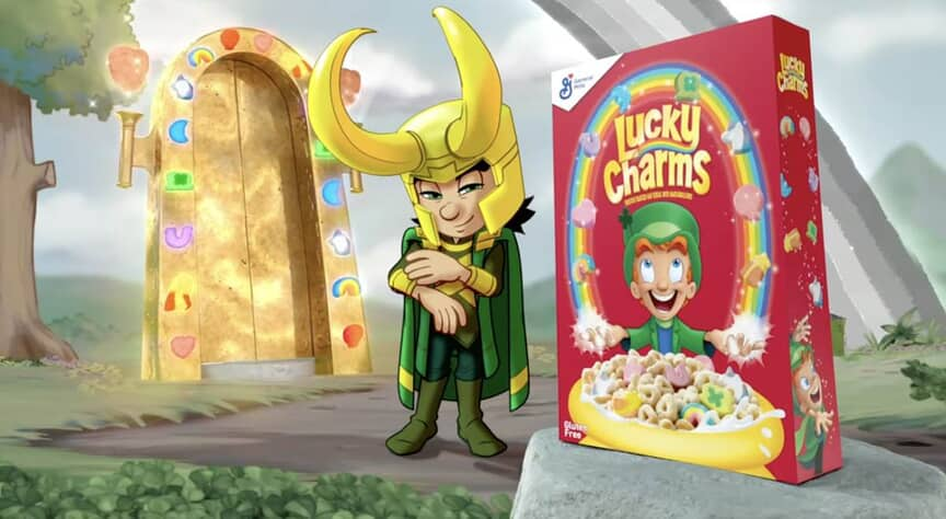 Loki and General Mills Team Up to Release