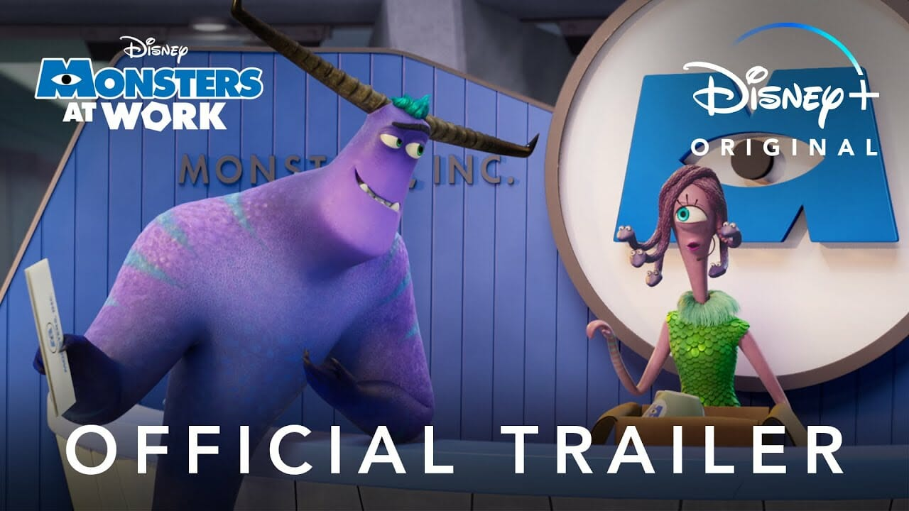 'Monsters at Work' Trailer Released