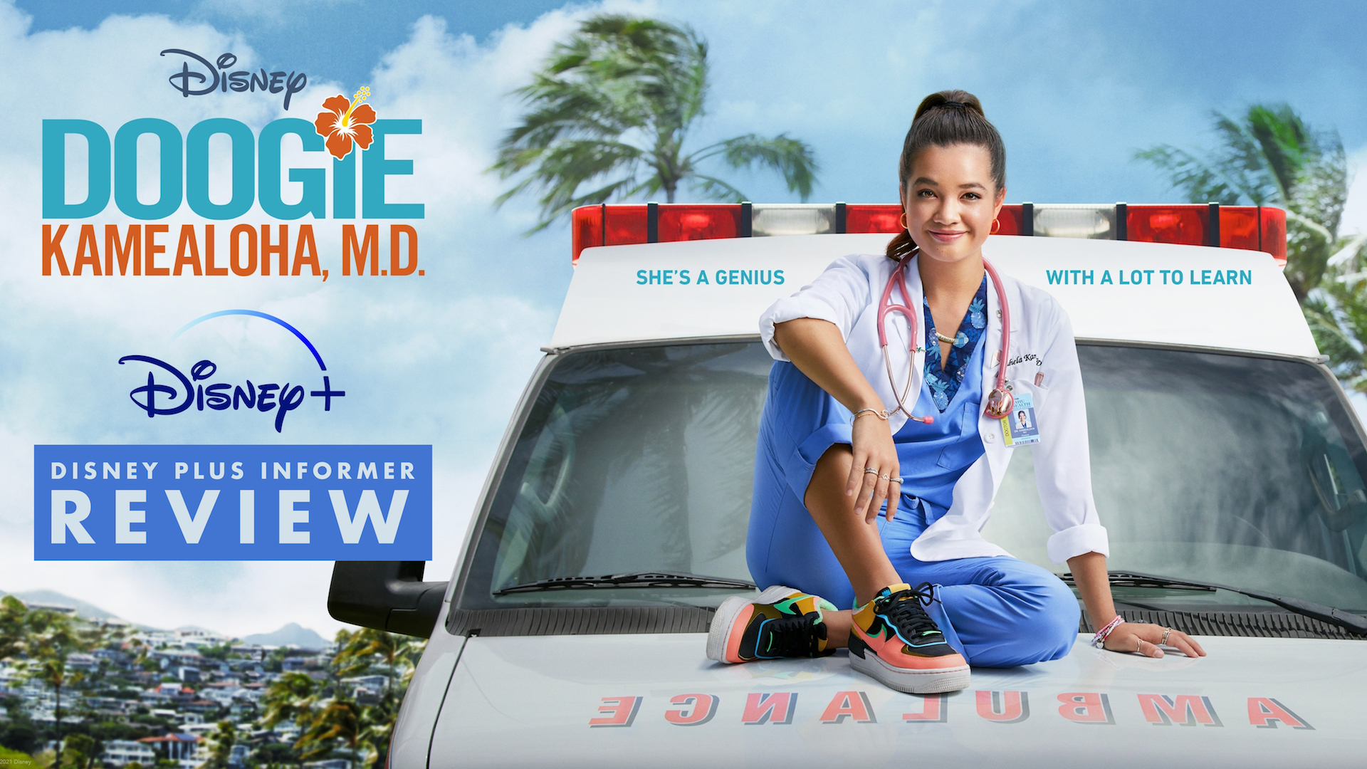 Doogeie Kameãloha, M.D. Review: Confident, Well-written and Funny with a Brilliant Cast